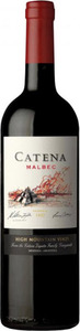 Catena Malbec High Mountain Vines 2014 Bottle