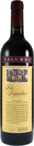 Yalumba The Signature Cabernet Sauvignon/Shiraz 2012, Barossa Bottle