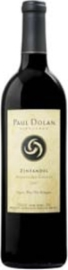 Paul Dolan Vineyards Zinfandel 2007, Mendocino/Amador Counties, Made With Organically Grown Grapes Bottle