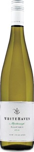 Whitehaven Pinot Gris 2014, Marlborough, South Island Bottle