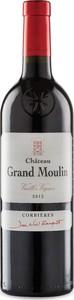Château Grand Moulin Vieilles Vignes 2012, Ap Corbières Bottle