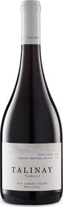 Tabalí Talinay Pinot Noir 2013, Coastal Limestone Vineyard, Limarí Valley Bottle