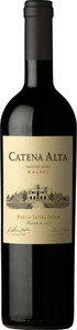 Catena Alta Historic Rows Malbec 2013 Bottle