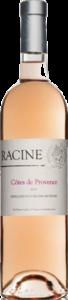 Racine Rosé 2015, Cotes De Provence, France Bottle