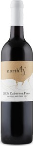 North 43° Cabernet Franc 2013, VQA Four Mile Creek, Niagara Peninsula Bottle
