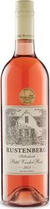 Rustenberg Petit Verdot Rosé 2015, Wo Simonsberg   Stellenbosch Bottle