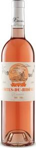 Xavier Côtes Du Rhône Rosé 2015, Ap Côtes Du Rhône Bottle