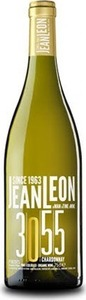 Jean Leon 3055 Chardonnay 2013, Do Penedès Bottle