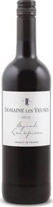 Domaine Les Yeuses Les Épices Syrah 2013, Igp Pays D'oc Bottle