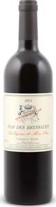 Mas Des Bressades Les Vignes De Mon Père Cabernet/Syrah 2013, Igp Vin De Pays Du Gard Bottle