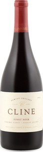Cline Pinot Noir 2014, Sonoma Coast Bottle