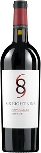 689 Cellars Six Eight Nine Red 2014, Napa Valley Bottle