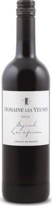 Domaine Les Yeuses Les Épices Syrah 2012, Igp Pays D'oc Bottle