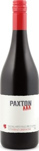 Paxton Aaa Shiraz/Grenache 2012, Mclaren Vale, South Australia Bottle