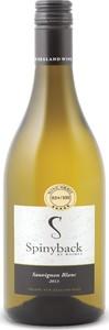 Waimea Estates Spinyback Sauvignon Blanc 2014, Nelson, South Island Bottle