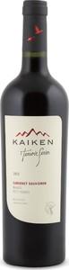 Kaiken Terroir Series Cabernet Sauvignon 2014, Mendoza Bottle