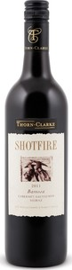 Thorn Clarke Shotfire Cabernet Sauvignon/Shiraz 2013, Barossa, South Australia Bottle