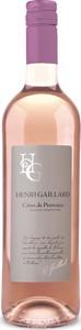 Henri Gaillard Rosé 2015, Ac Côtes De Provence Bottle