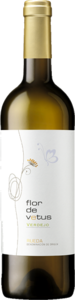 Flor De Vetus Verdejo 2015, Old Vines From Segovia, Do Rueda Bottle