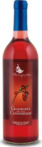 Blue Gypsy Cranberry Wine Bottle