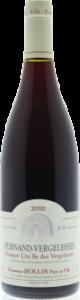 Domaine Rollin Père Et Fils Pernand Vergelesses 2012 Bottle