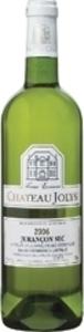 Château Jolys 2013, Ac Jurançon Sec Bottle