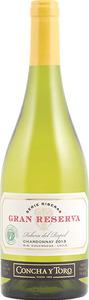 Concha Y Toro Serie Riberas Gran Reserva Chardonnay 2013, Do Colchagua Valley, Ribera Del Rapel Bottle