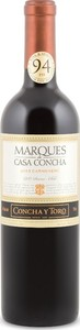 Concha Y Toro Marques De Casa Concha Carmenère 2014, Peumo Vineyard, Cachapoal Valley Bottle