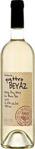 Vinkara Quattro Beyaz 2015, Turkey Bottle
