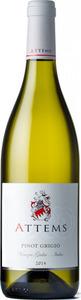 Attems Pinot Grigio 2015, Igt Venezia Giulia Bottle
