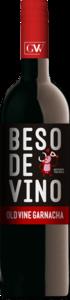 Beso De Vino Old Vine Garnacha 2014, Carinena Bottle
