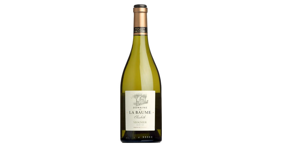 domaine de la baume elisabeth viognier 2014 expert wine. Black Bedroom Furniture Sets. Home Design Ideas