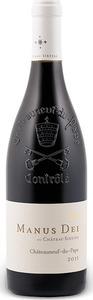 Cuvée Du Vatican Châteauneuf Du Pape 2012, Ac Bottle