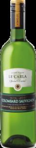 Claude Vialade Le Carla Special Reserve Colombard/Sauvignon Blanc 2014, Igp Côtes De Gascogne Blanc Bottle