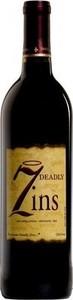 7 Deadly Zins Old Vine Zinfandel 2013, Lodi Bottle