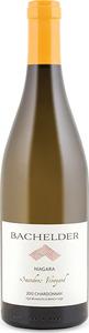 Bachelder Saunders Vineyard Chardonnay 2013, VQA Beamsville Bench, Niagara Peninsula Bottle