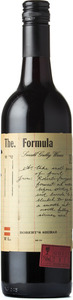 Small Gully The Formula Robert's Shiraz 2014, South Australia Bottle