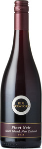 Kim Crawford South Island Pinot Noir 2015, Marlborough Bottle