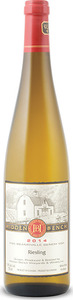 Hidden Bench Estate Riesling 2014, VQA Beamsville Bench, Niagara Peninsula Bottle