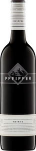 Pfeiffer Shiraz 2013 Bottle