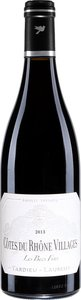 Tardieu Laurent Les Becs Fins 2014 Bottle