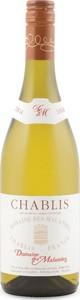 Domaine Des Malandes Chablis Premier Cru Vau De Vey 2014, Chablis Bottle