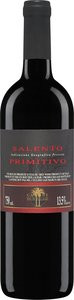 Cantine Due Palme Primitivo 2014, Salento Bottle