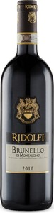 Ridolfi Brunello Di Montalcino 2010, Docg Bottle