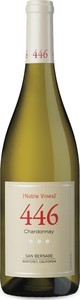 Noble Vines 446 Chardonnay 2014, San Bernabe, Monterey Bottle