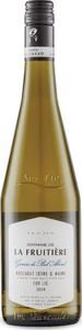 Domaine De La Fruitière Muscadet Sèvre & Maine Sur Lie 2014, Ac Bottle
