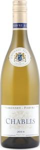 Simonnet Febvre Chablis 2014, Ac Bottle