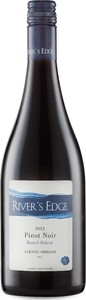 River's Edge Barrel Select Pinot Noir 2012, Umpqua Valley Bottle