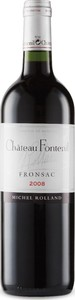 Château Fontenil 2008, Ac Fronsac Bottle