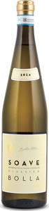Bolla 2014, Soave Classico Bottle